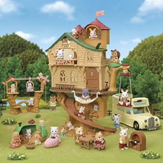 Sylvanian Outdoors Play