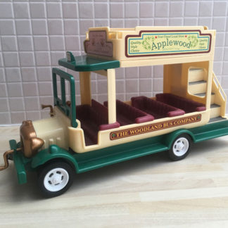 Sylvanian Families Double Decker Applewood Bus