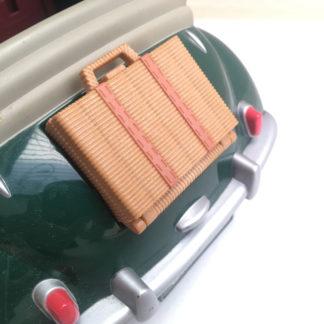 Sylvanian Families Car Suitcase Picnic Hamper