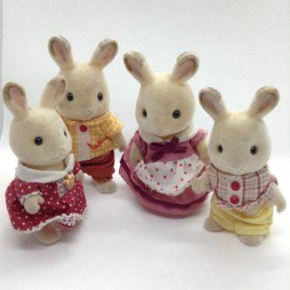 Sylvanian Families Rabbit Family