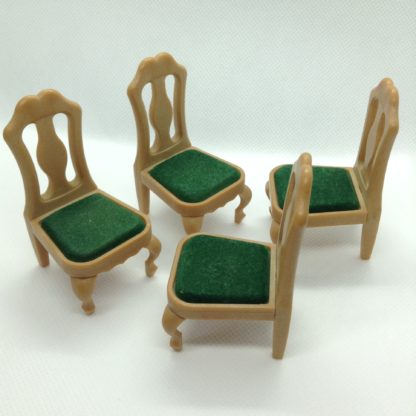 Sylvanian Families Dining Chairs