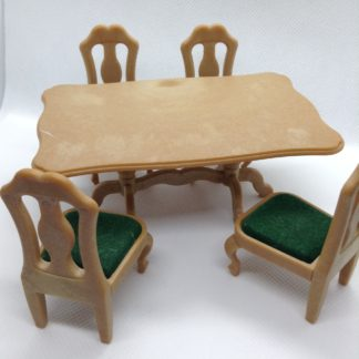 Sylvanian Families Dining Suite