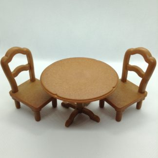 Sylvanian Families Dining Table & Chairs